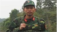 Trung úy Nguyễn Văn Hưởng: Tiểu đội trưởng gương mẫu
