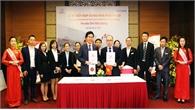 Thông cáo báo chí lễ ký kết hợp đồng nhà phân phối Honda Ô tô Bắc Giang