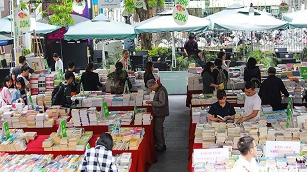 Spring Book Fair – A space for book lovers