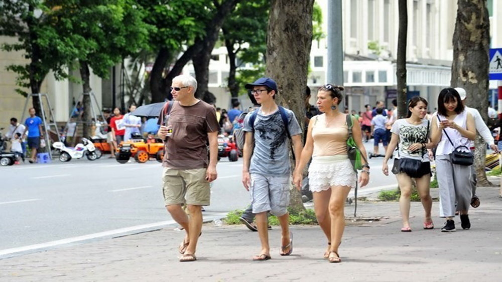 Tourism see strong start in Q1, grows 30%