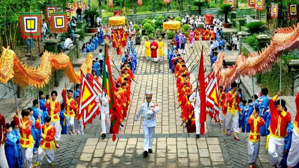 Hung Kings Temple Festival to begin April 21