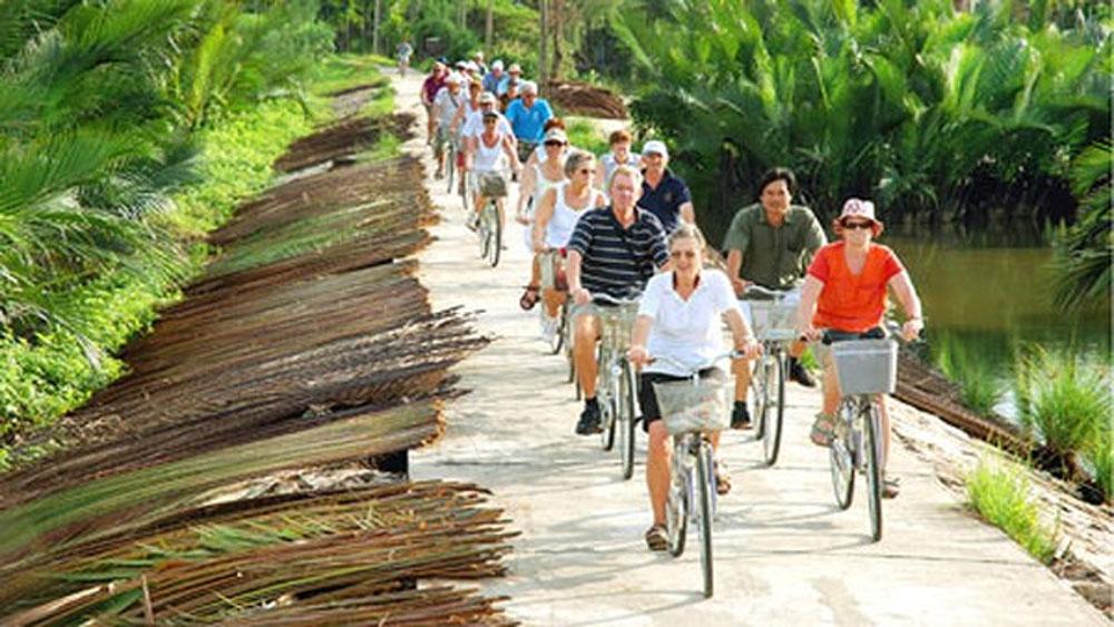 Quý I-2018, khách quốc tế đến Việt Nam tăng 30,9%