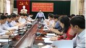 BCH Đảng bộ TP Bắc Giang họp phiên thường kỳ quý I