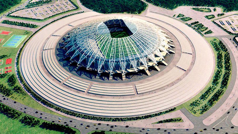 Khám phá 12 sân vận động phục vụ World Cup 2018