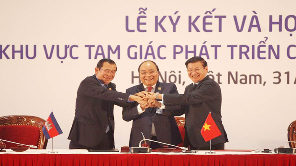 Joint Declaration on CLV development triangle cooperation signed