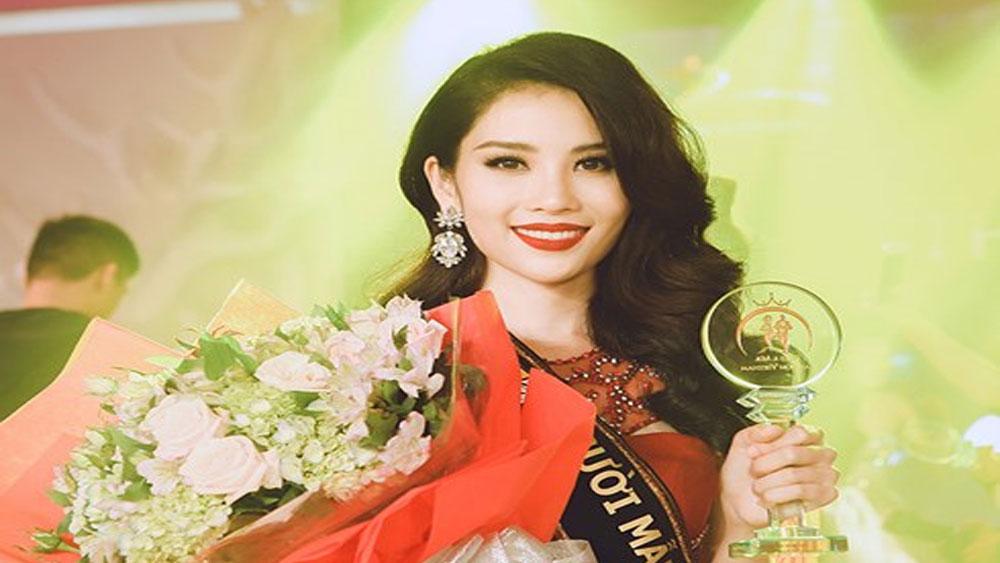 Nam Anh đăng quang Người mẫu thời trang Việt Nam