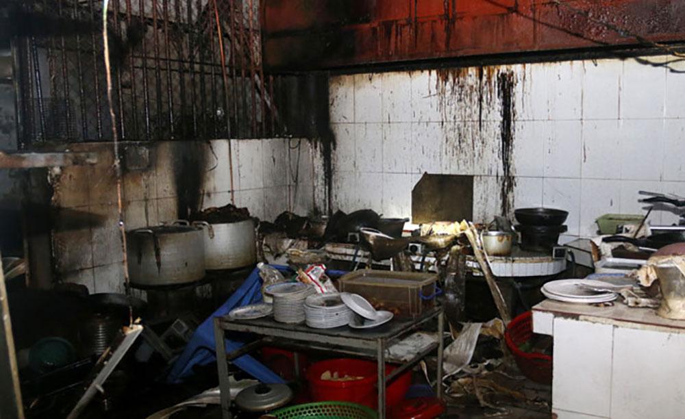 An toàn cháy nổ ở nhà hàng, quán ăn: Còn chủ quan, lơ là