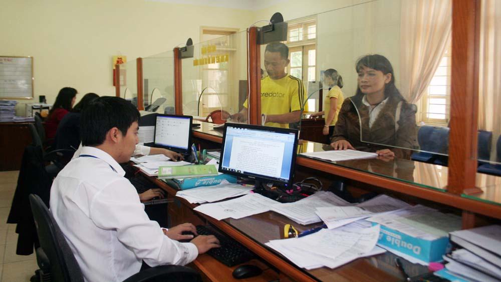 Tỷ lệ hồ sơ của công dân được giải quyết đúng hạn đạt hơn 95%