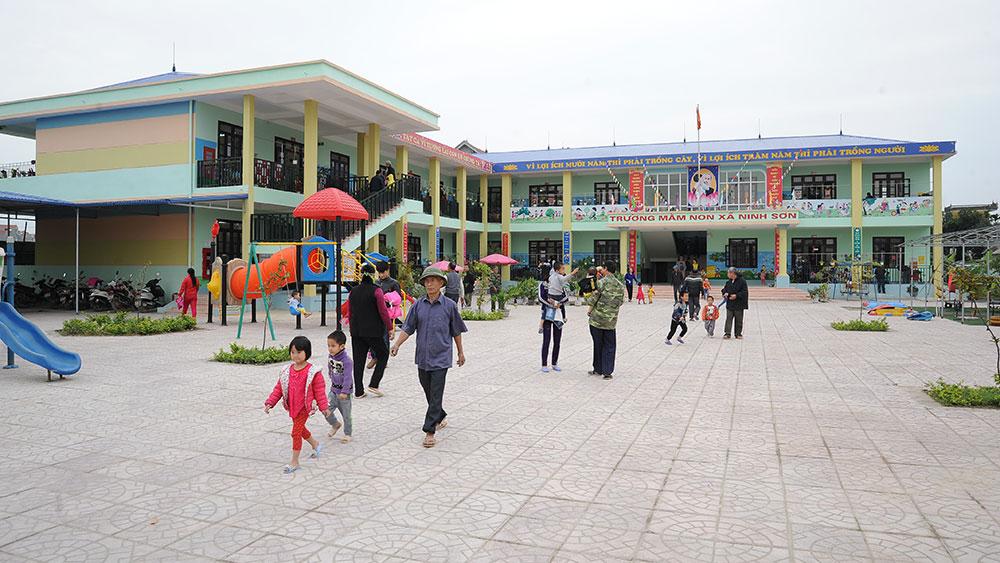 Việt Yên: Dân vận khéo xây dựng nông thôn mới