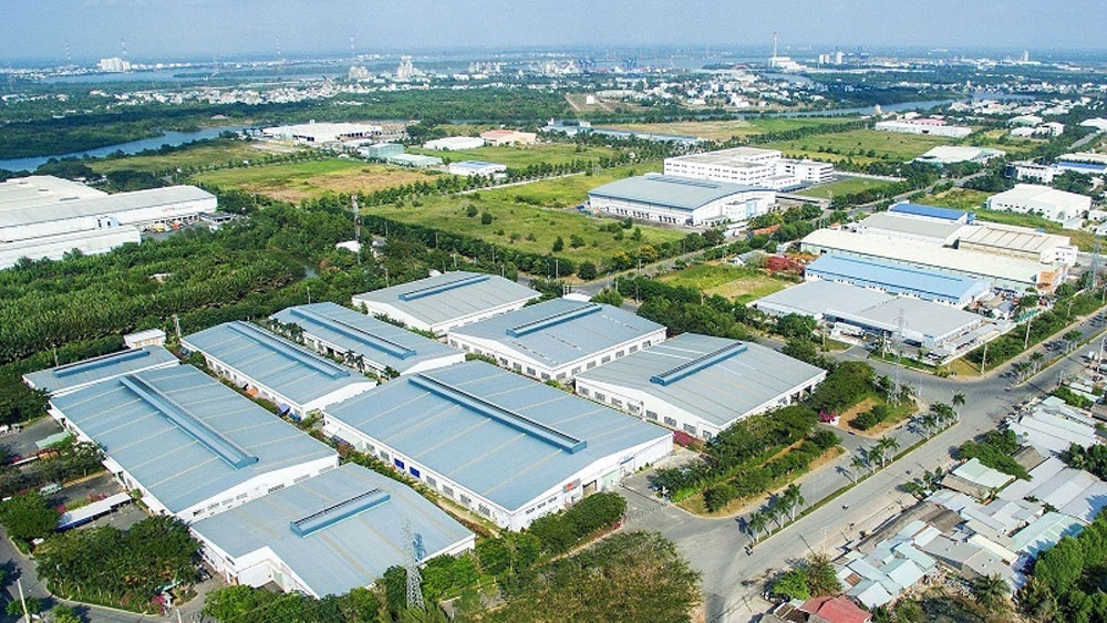 Vietnam to spend VND21 trillion on industrial park infrastructure