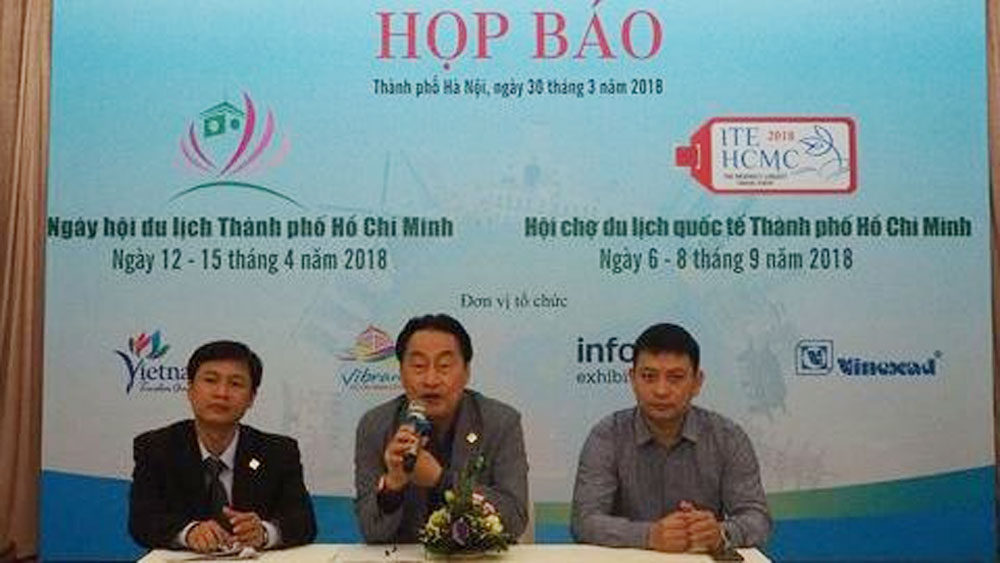 2018 Ho Chi Minh City Tourism Festival to be held
