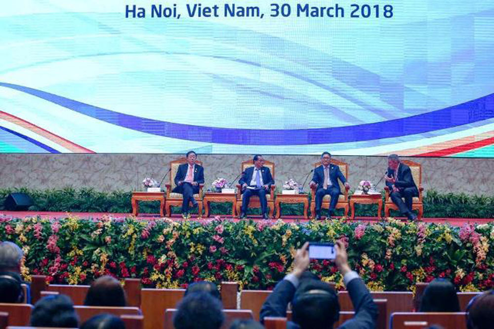 GMS 6, CLV 10, success for Vietnam, Greater Mekong Subregion Summit, Cambodia-Laos-Vietnam Summit, Development Triangle Area, effective working days, multinational events