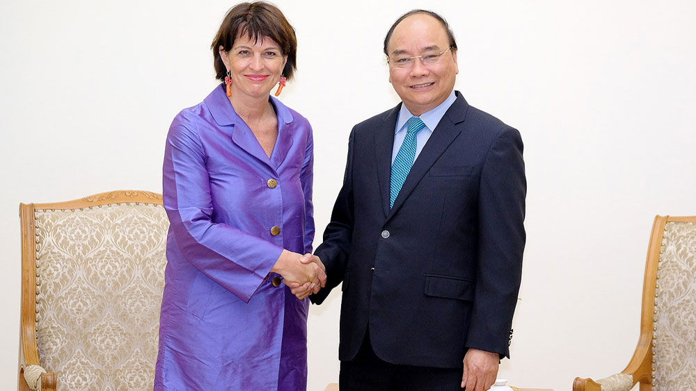 Vietnam hopes for stronger ties with Switzerland in green energy