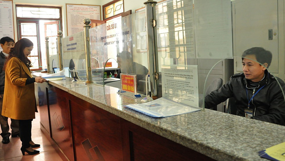 Tân Yên cấp gần 600 giấy chứng nhận quyền sử dụng đất