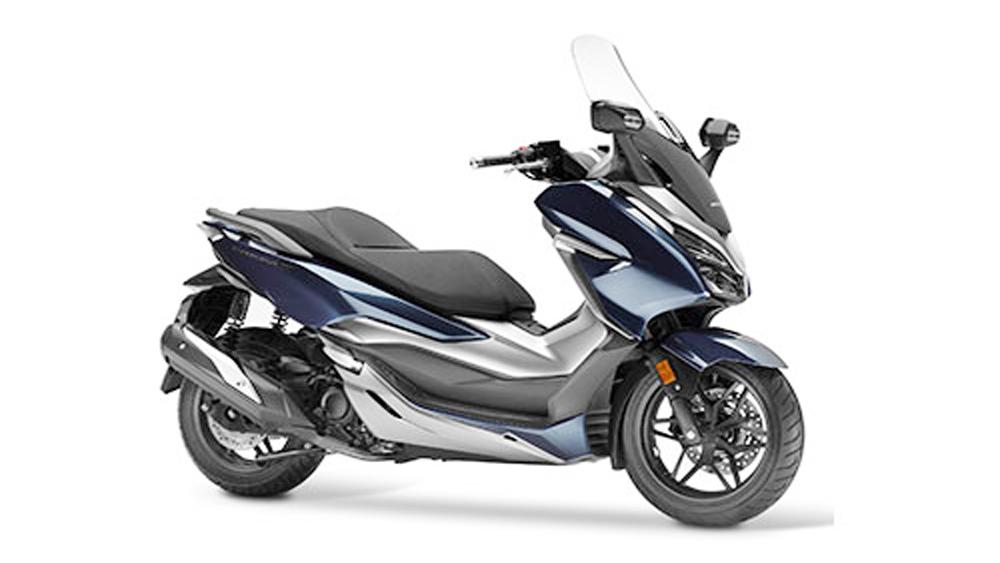 Honda Forza 300 - xe ga thể thao chào Đông Nam Á