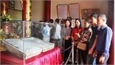 Bảo vật quốc gia bia hộp đá Đồi Cốc: Ghi dấu công đức Trạng nguyên Giáp Hải