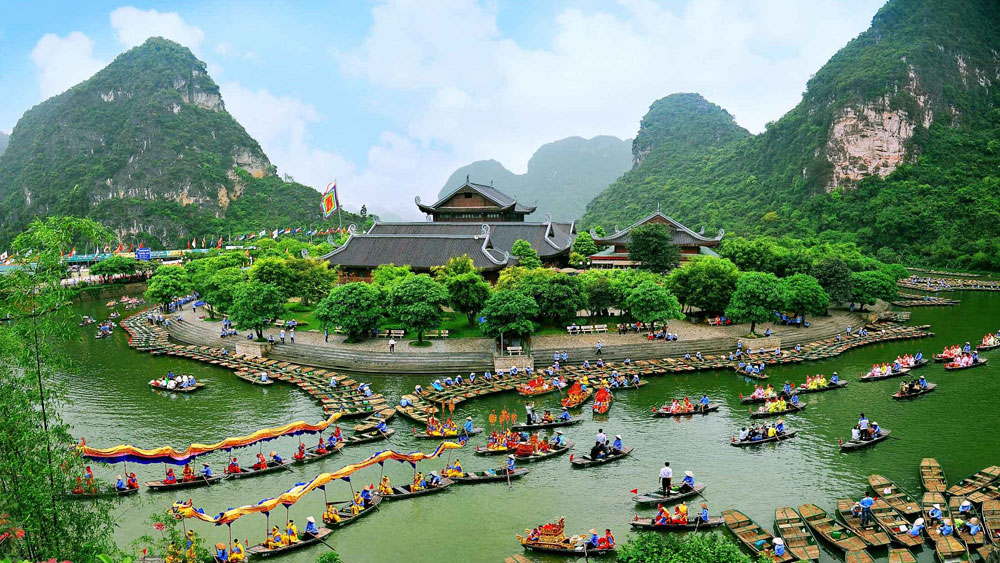 Ninh Binh province to hold Hoa Lu Festival in late April
