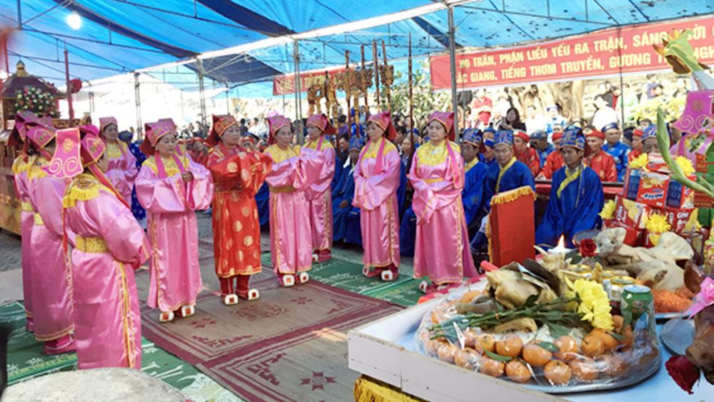 Đền Đa Mai -Nơi tưởng nhớ hai công chúa họ Trần