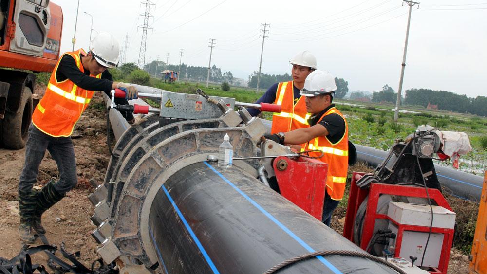 Hoàn thành xây dựng Nhà máy nước sạch DNP vào tháng 6