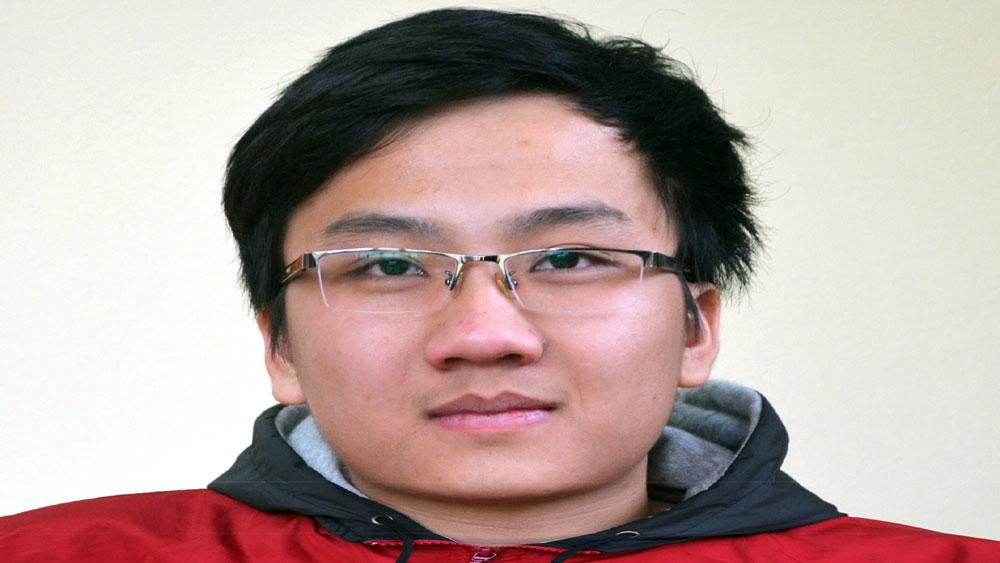 Em Trịnh Duy Hiếu, Trường THPT Chuyên Bắc Giang lọt vào đội tuyển dự thi Olympic Vật lý châu Á - Thái Bình Dương