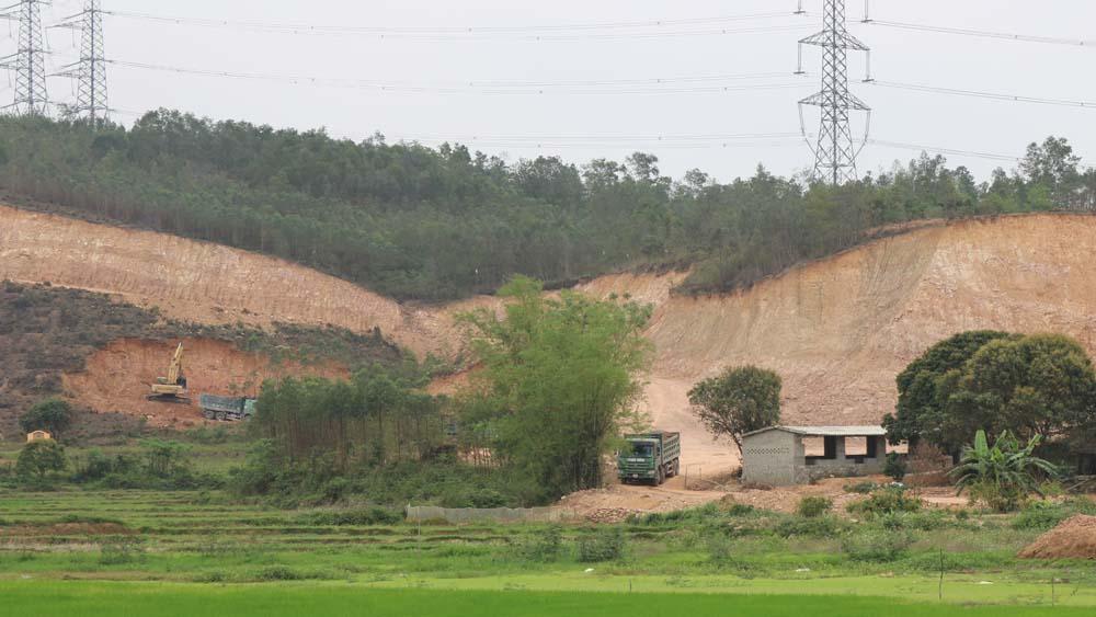 Xử lý 24 trường hợp khai thác khoáng sản trái phép