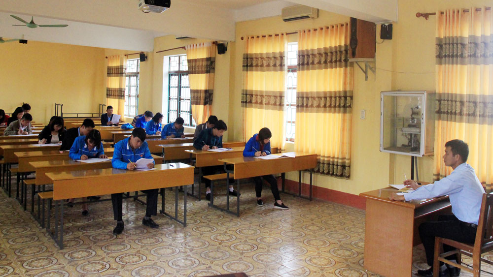 74 thí sinh thi Tổng phụ trách Đội giỏi cấp tỉnh