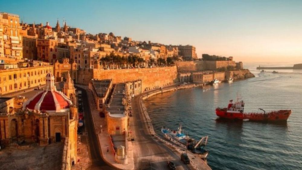 Sống chậm ở Malta