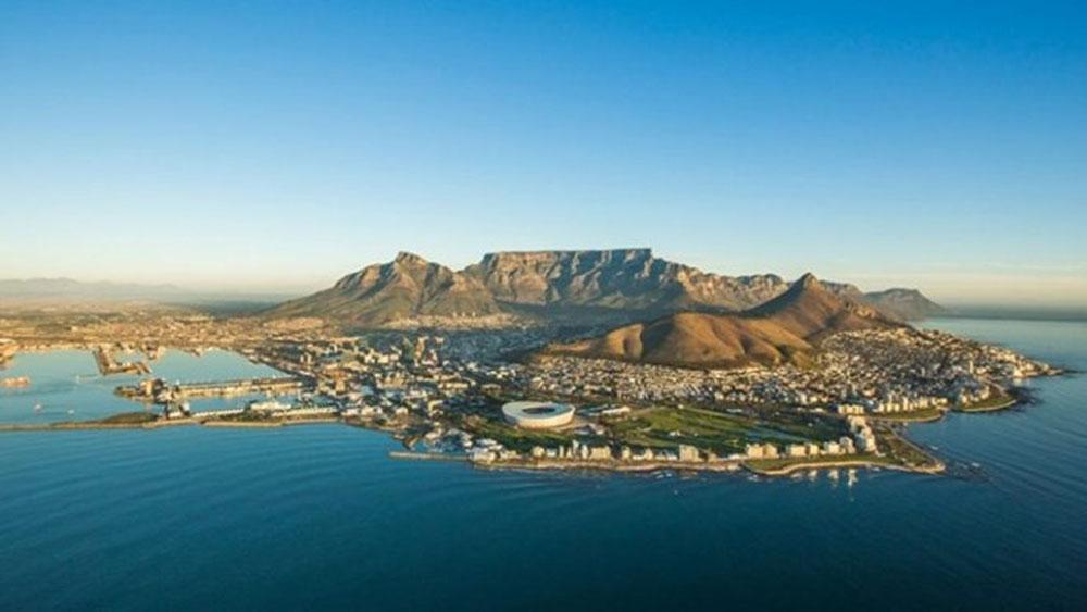 Quyến rũ Nam Phi