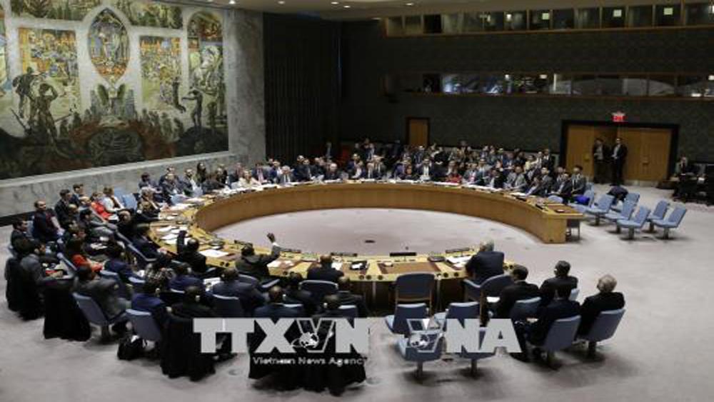 Hội đồng Bảo an Liên Hợp quốc không thể thông qua các dự thảo nghị quyết về Syria