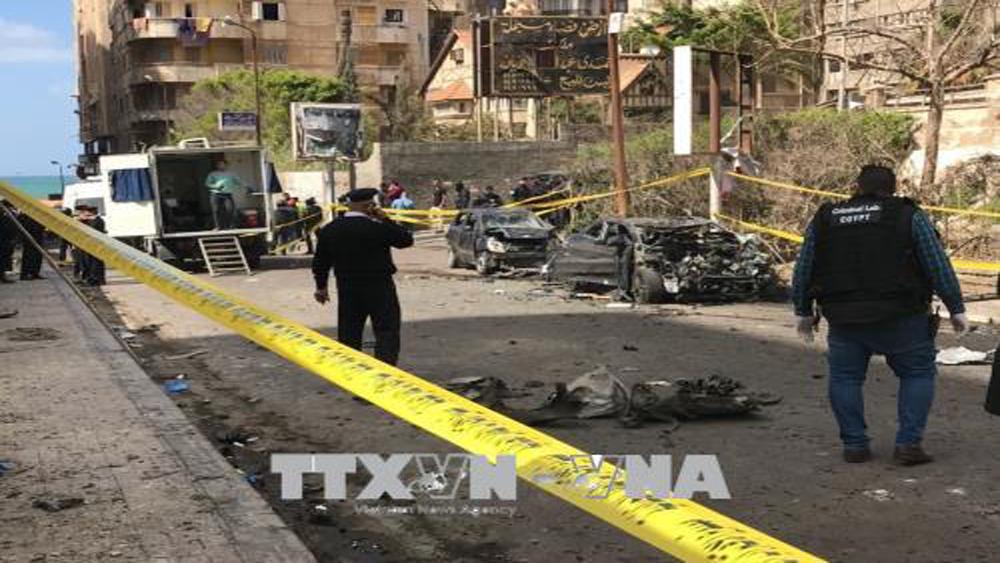 Ai Cập kết án tử hình 36 đối tượng liên quan đến các vụ đánh bom khủng bố đẫm máu