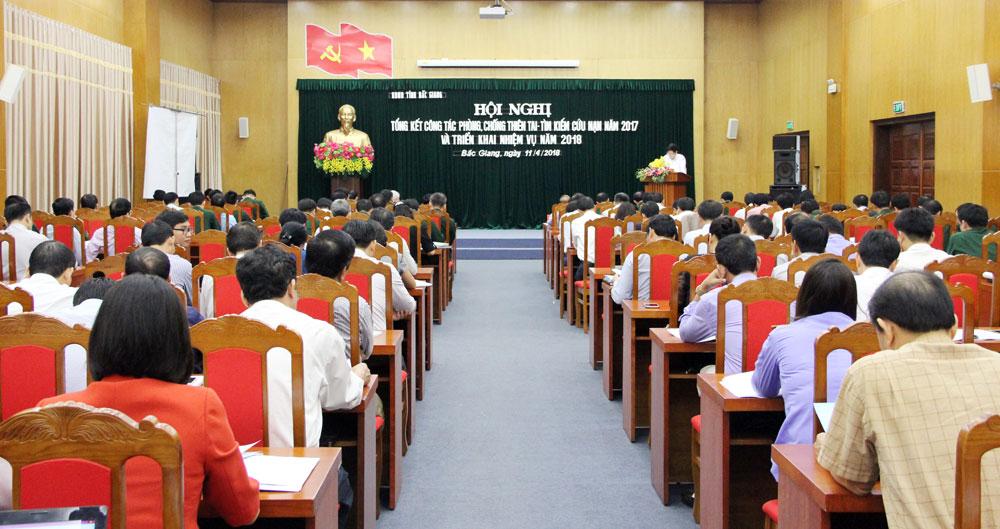 Bắc Giang, UBND tỉnh,  triển khai,  công tác,  phòng chống  thiên tai,  Chủ động,  ứng phó, mọi tình huống