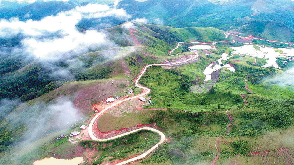Tay Yen Tu spiritual ecotourism complex lures over 80,000 visitors