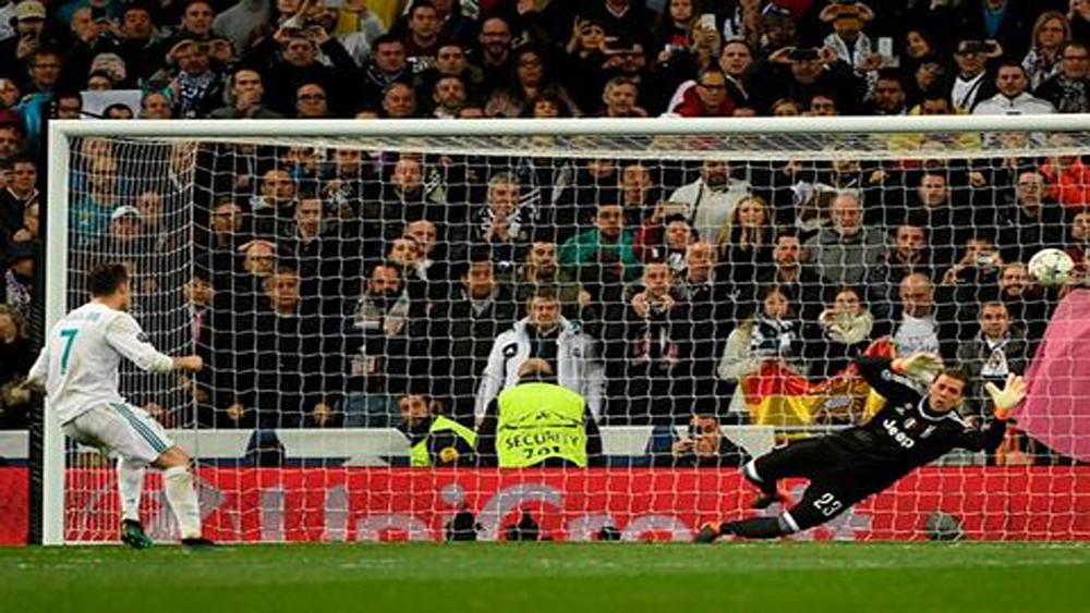 Real Madrid 1-3 Juventus: Kịch tính hơn cả phim bom tấn Hollywood