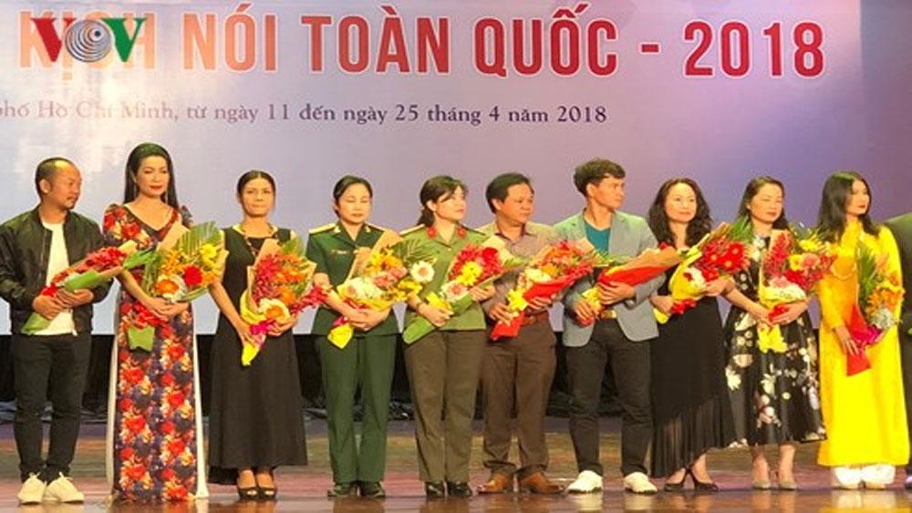 Khai mạc Liên hoan Kịch nói toàn quốc 2018