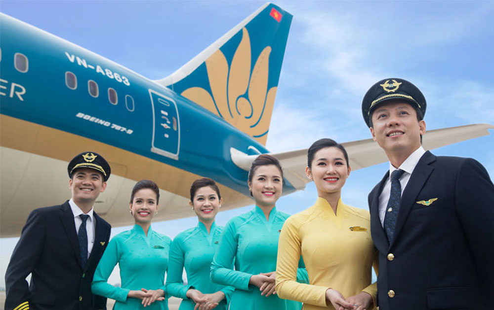 Vietnam Airlines, best carriers, Asia,  national flag carrier, service improvements, record profits, best major airlines,  top airlines