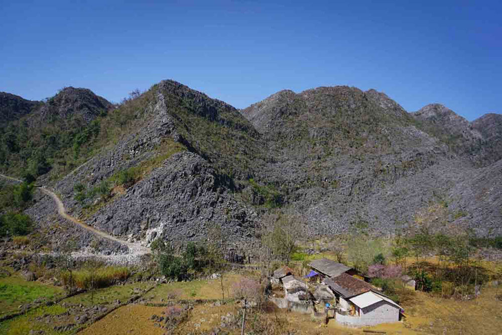Heaven, Vietnam, northern plateau, northernmost point, harmony with nature, tourism map, Dong Van Plateau, Ha Giang province, lost realm,  peaceful culture, buckwheat flowers