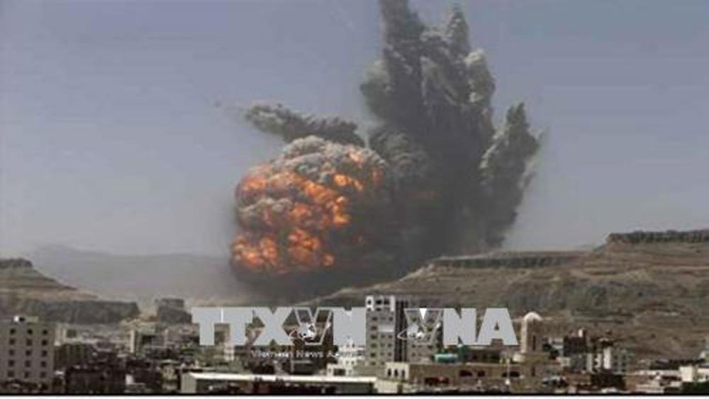 Saudi Arabia, tấn công, tên lửa, phiến quân