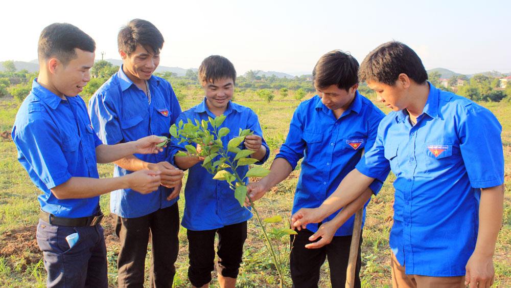 750 đoàn viên thanh niên có việc làm mới