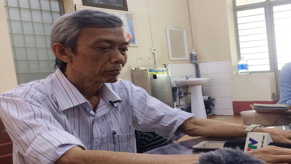 Hiệu trưởng trường Nguyễn Khuyến: Học sinh tự vẫn đạt điểm trung bình 8,9