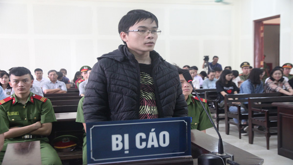 7 năm tù, 5 năm quản chế đối với Nguyễn Viết Dũng