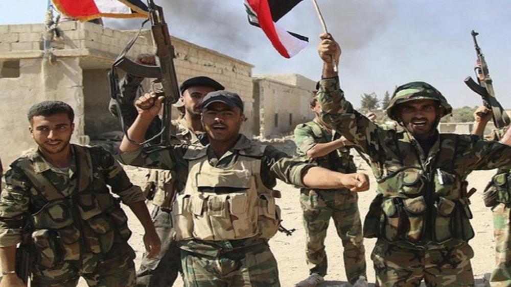 Chính phủ Syria kiểm soát hoàn toàn thị trấn Douma và Đông Ghouta