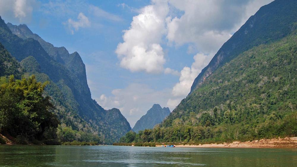 dòng sông, kỳ vĩ, thế giới, thơ mộng, lãng mạn