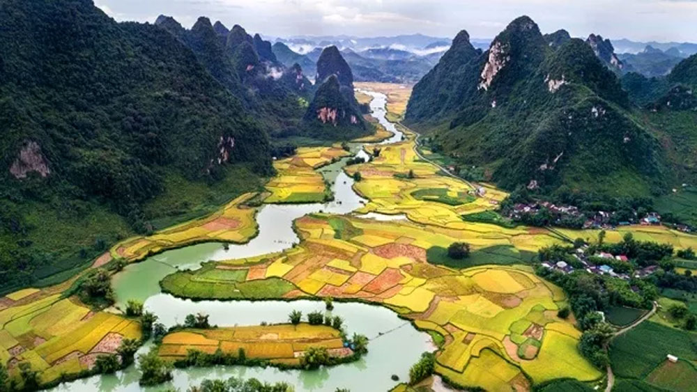 UNESCO công nhận Công viên địa chất toàn cầu ở Cao Bằng