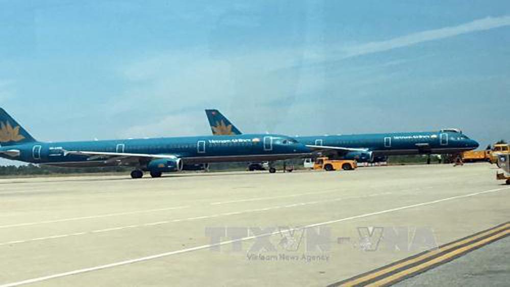 Vietnam Airlines, điều chỉnh, đường bay, tránh xa, khu vực, Biển Đen