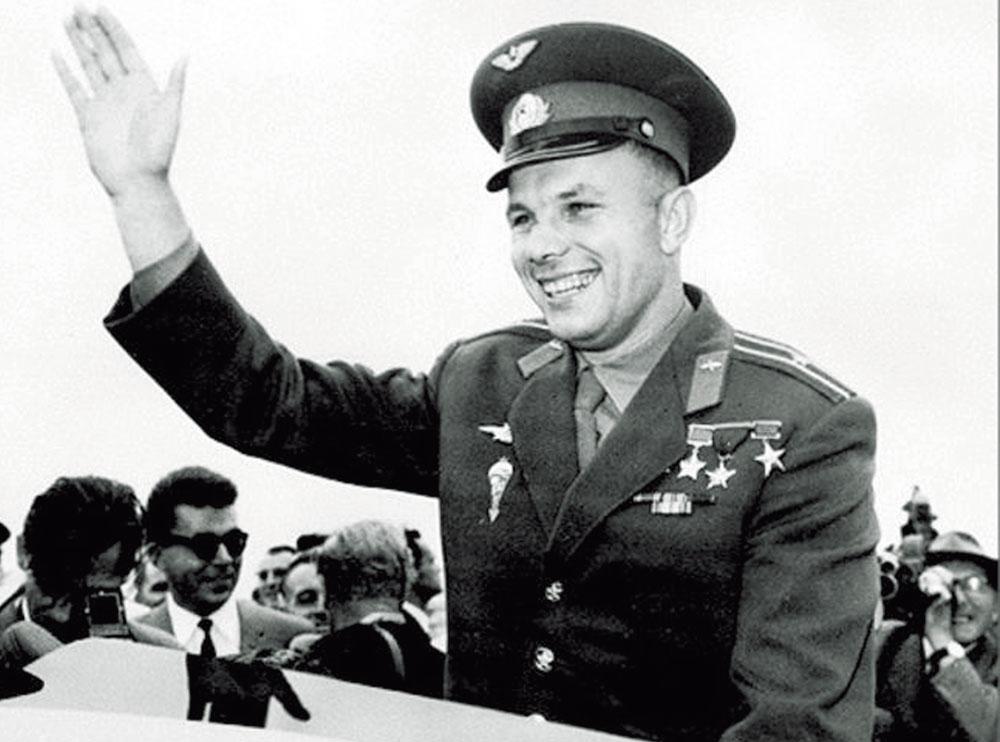 Sự thật, cái chết, Gagarin, người đầu tiên, vũ trụ