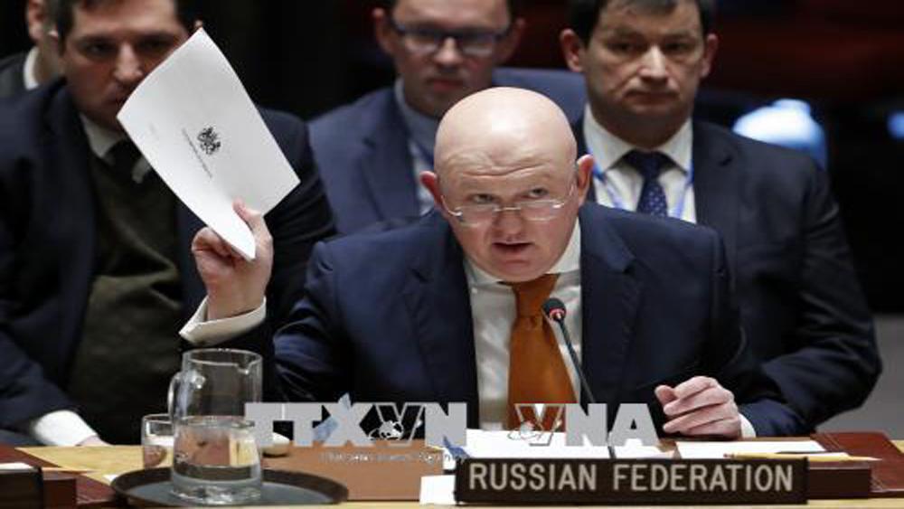Nga, tuyên bố, ưu tiên, ngăn chặn, chiến tranh, Syria