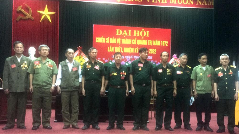 Đại hội Hội Chiến sĩ thành cổ Quảng Trị năm 1972 huyện Lạng Giang