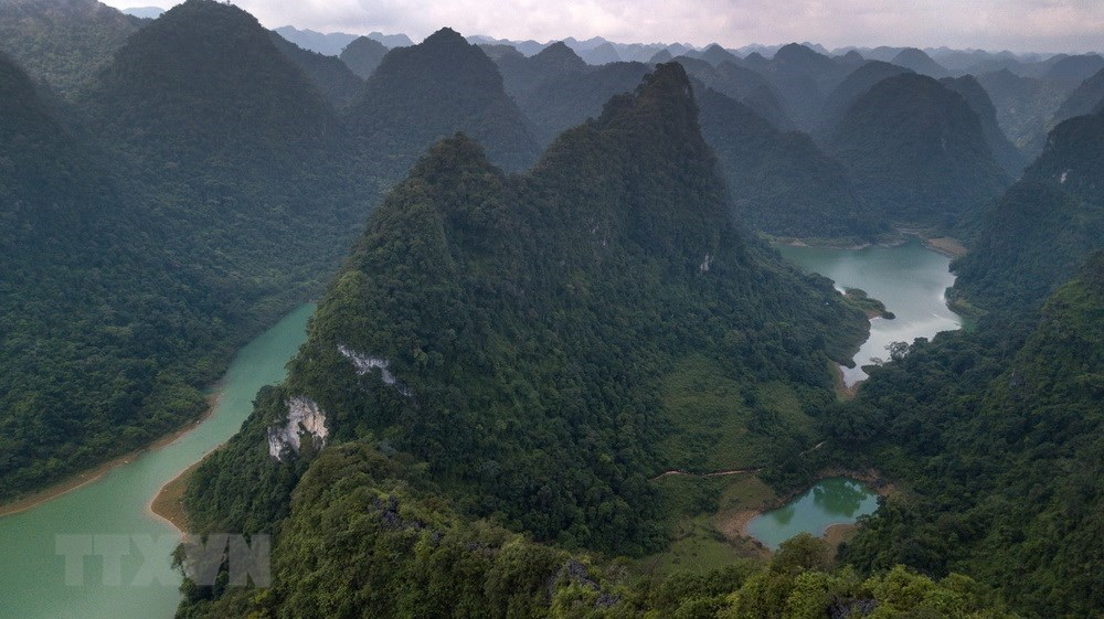 Poetic beauty, Non Nuoc Cao Bang Geopark, Cao Bang province, global geopark, UNESCO, Global Geoparks Council