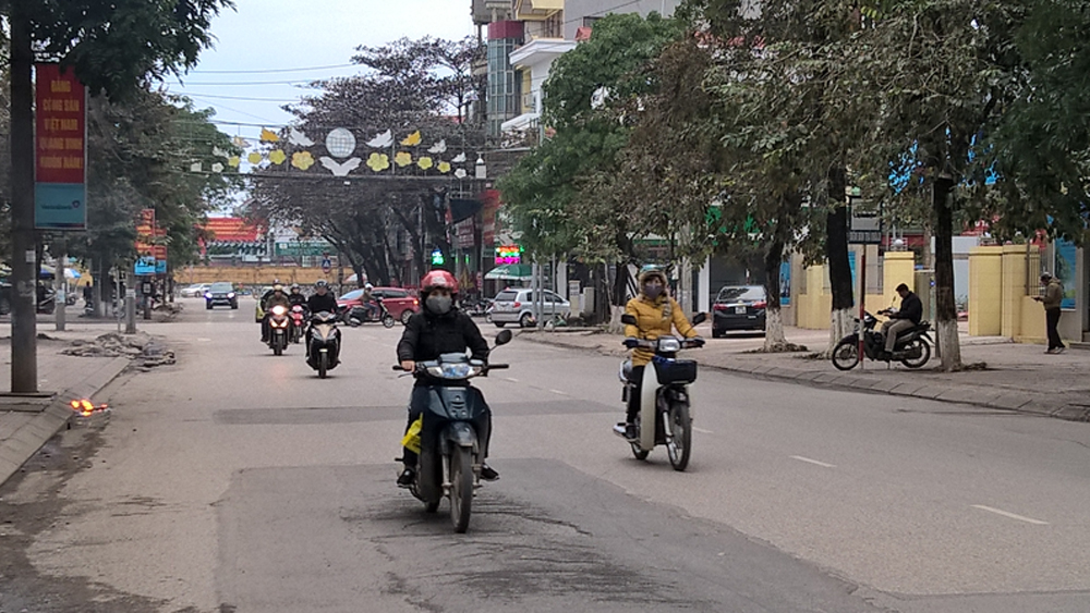 Từ chiều tối mai (14-4), không khí lạnh ảnh hưởng tới Bắc Giang