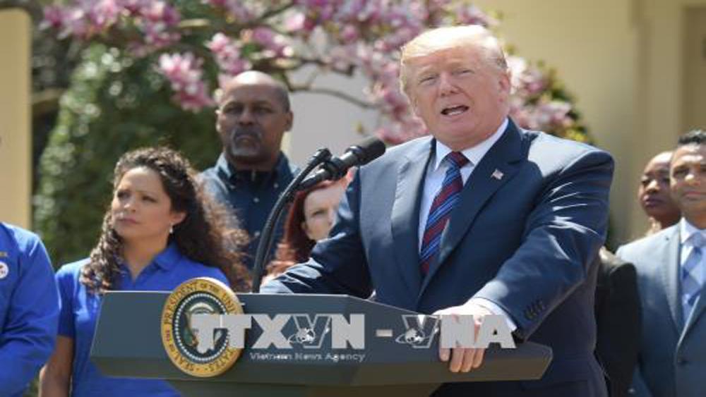 Tổng thống, Mỹ, Donald Trump, điều kiện, tái gia nhập, TPP